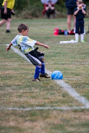 2020 0815 Soccer Game