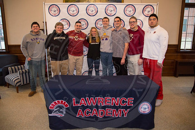Athletic Signings 2/7/18
