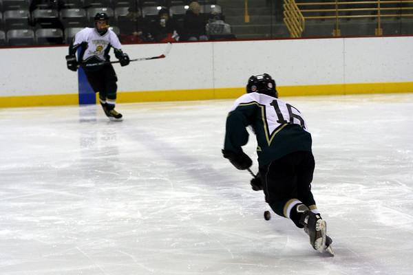 2007-08 Hockey Vestal vs JC