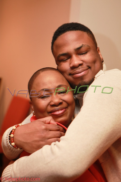 Adjoa Tossah-Accoley Edwige A Joy 54th Surprise  Birthday Party.  01-27-2018