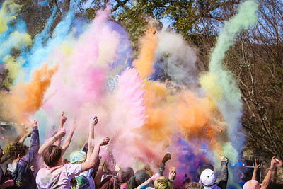 FBS Color Run 2018