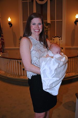2015 - Greer Baptism