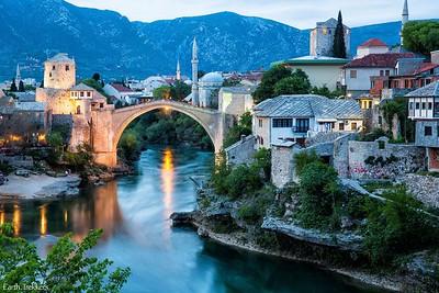 Mostar Village  & Kravice Falls