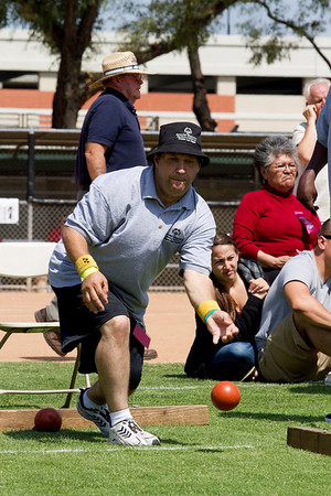 Special Olympic Summer Games - Bocce 2010