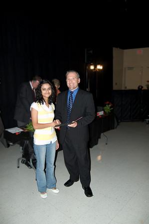 2007 - Principals's Reception