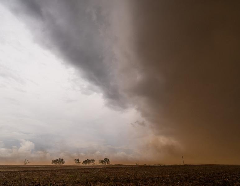 Texas Dust Storm