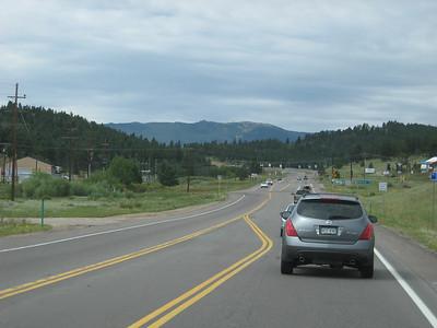 Colorado August 2011