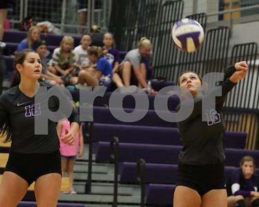 LHS Volleyball vs. Baldwin