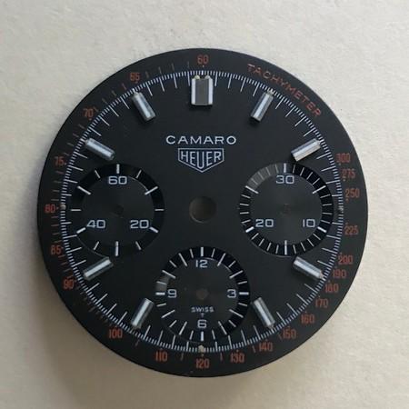 DL38 - Heuer Camaro 7220 NT