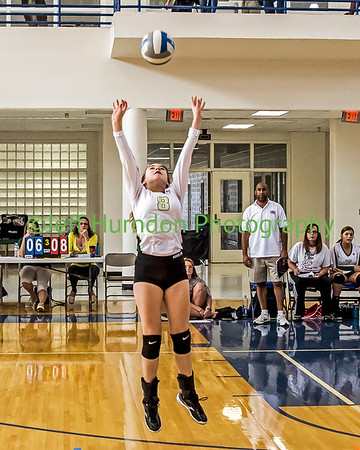 UGHS Volleyball 9-19-15