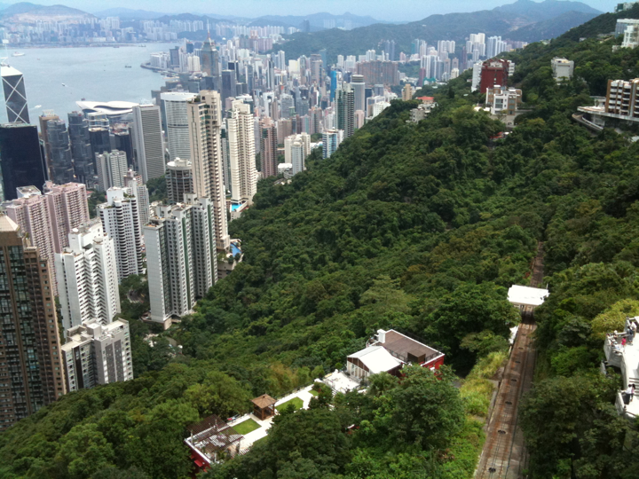 Hong Kong Peak