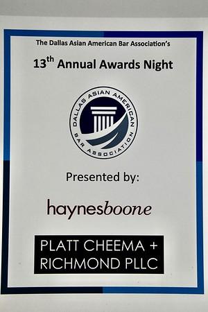 9-24-2020 DAABA 13th Annual Awards Night via Zoom