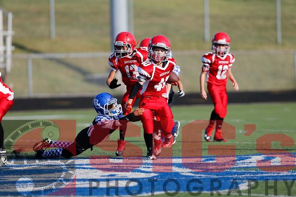 09-10-16 Bridgeport Pee Wee Red vs Buckhannon