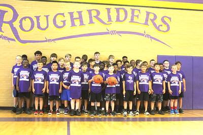 Center ISD Roughrider Basketball Camp - 2019