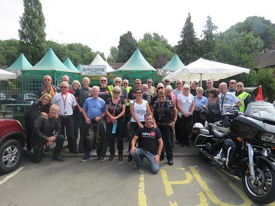 MPN Charity Ride 22JUL