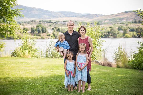 Brandon's Family