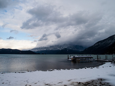 2012: Harrison Hot Springs, BC and Durango, CO