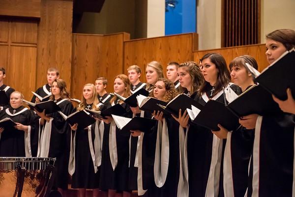 College Choir Concerts