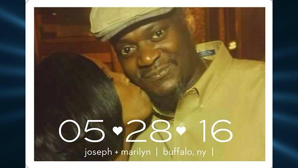 Marilyn & Joseph   First Anniversary