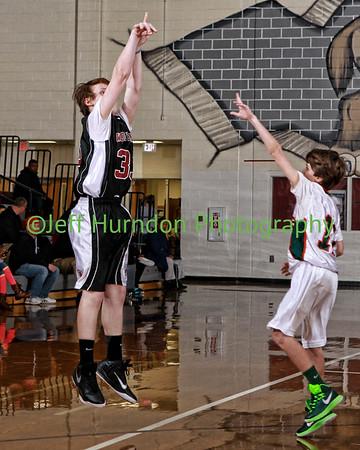 UGMS Basketball 7th Grade Boys