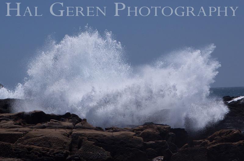 Wave Blast Big Sur, California 1005BS-WB2