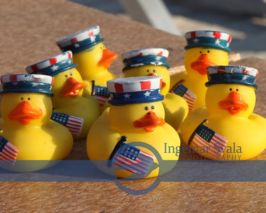 Vermilion's Port Authority holds the 10th annual Duck Race, August 18, 2013