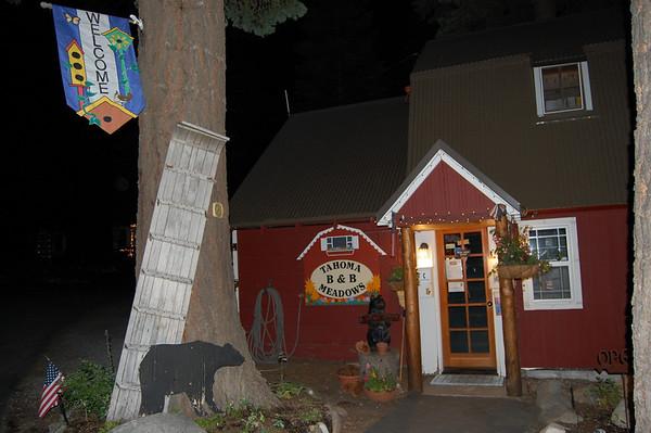 Journal Site 125:  Lake Tahoe - July 28 - 30, 2009