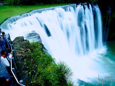 十分瀑布--超級小瀑布