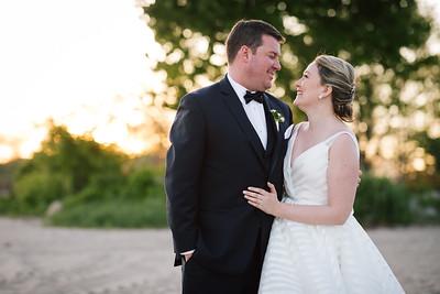 Maive + JP's Wedding :: Wee Burn Beach Club :: Rowayton, CT
