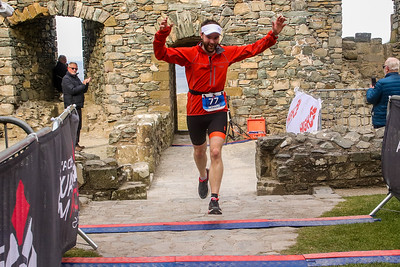 Harlech Triathlon Finish Pictures