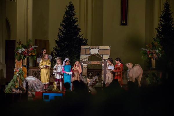 2017-12-24-Childrens Christmas Eve Service