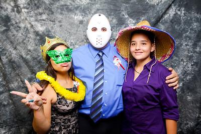 Photo Booth - Cecilia 60th B-day