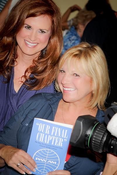 Pan Am Premiere Party Coconut Grove, Florida 9-25-11