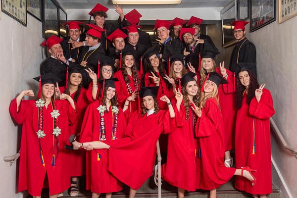 Hoehne Graduation 2021