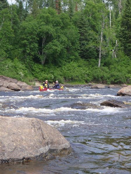 Canoeing 2010