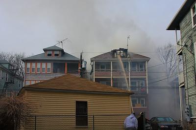 Woonsocket, RI 3rd Alarm 12/10/2010