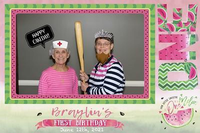 2021 Braylin's 1st Birthday