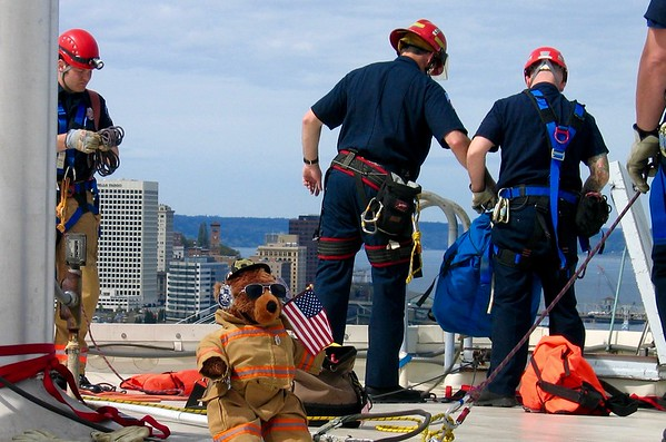 SHERTZ TACOMA DOME ROPE RESCUE WITH TFD