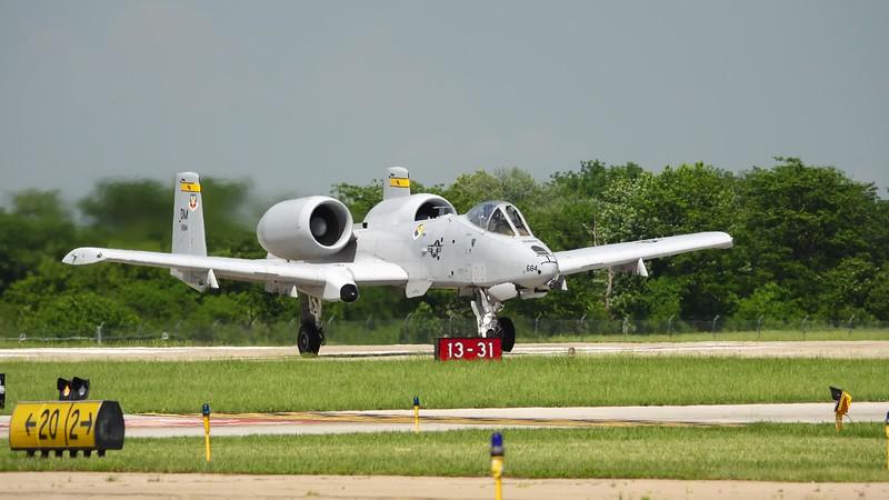 A-10 Takeoff.MP4