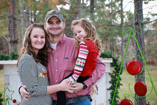 Williams Family Christmas 2017