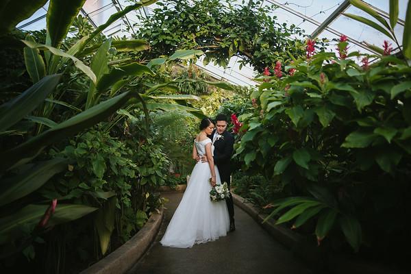 Christine + Jeff Wedding