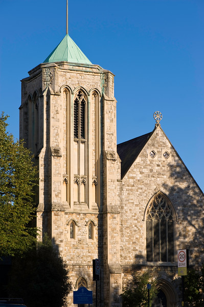 Church of St Stephen and St Thomas, Shepherds Bush, W12, London, United Kingdom