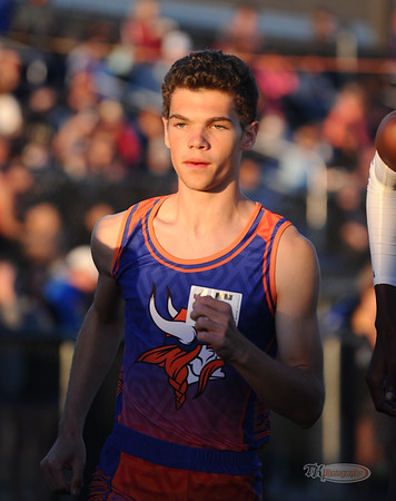 WOHS Track and Field 3/9/18