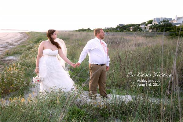 Ashley and Joel Wedding Proofs