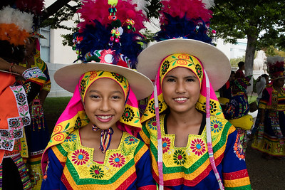 Latino Festival Parade in Washington, DC - Fiesta DC 2016