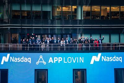 2021-04-15 AppLovin - Top of Tower