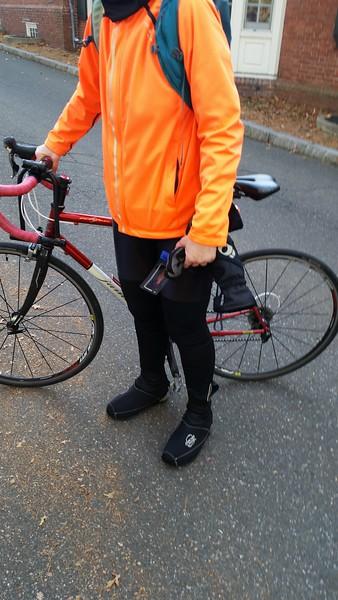 Laurie Winter Bike