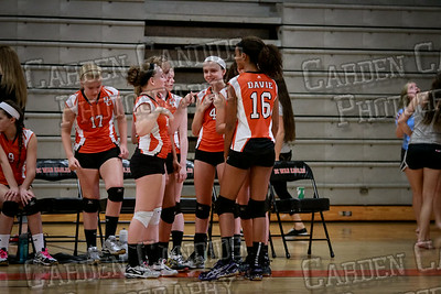 JV VB Davie vs NW Guilford-DOWNLOAD ONLY