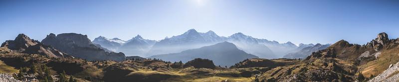Hiking Grindelwald 2018