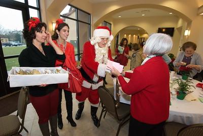 Philoptochos Seniors Christmas Lunch - December 5, 2013